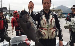 まだまだクロも石鯛も絶好釣!
