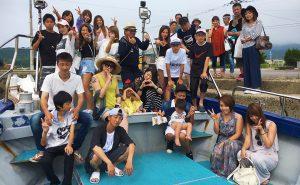 平戸から宇久島へ、えびす丸で行く家族旅行で思い出づくり
